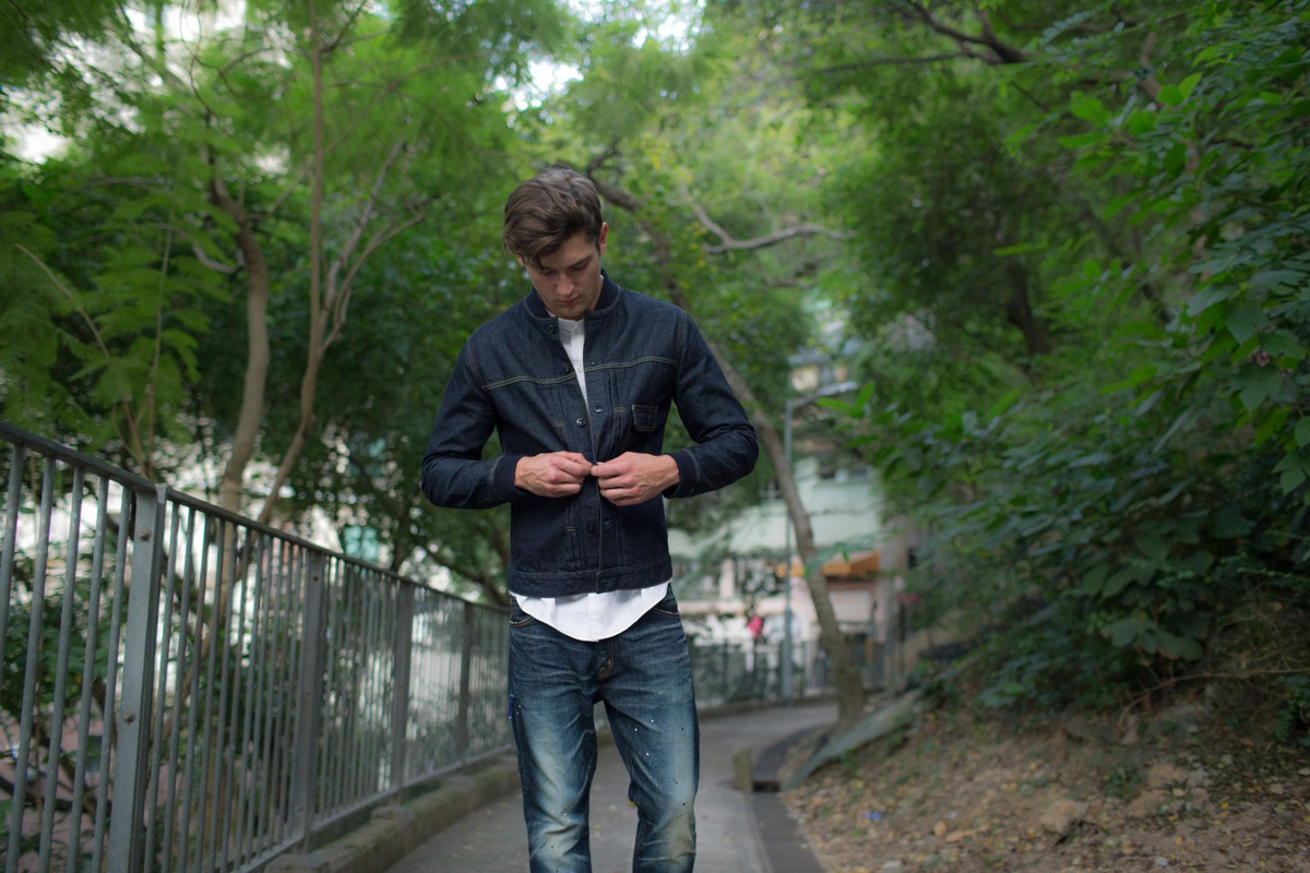 DENIM BY VANQUISH & FRAGMENT 2015 Fall/Winter New Arrivals