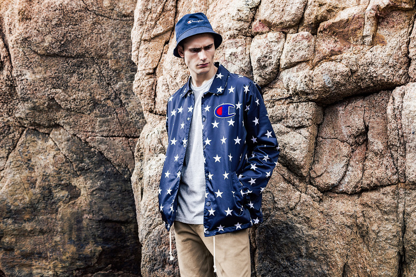 Champion Reverse Weave 2016 Spring/ Summer Collection