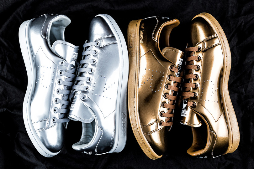 "adidas x Raf Simons Stan Smith ""Metallic"""
