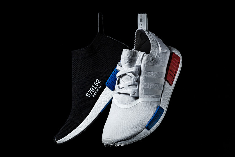 adidas Originals NMD City Sock and R1 Primeknit in New Colorways