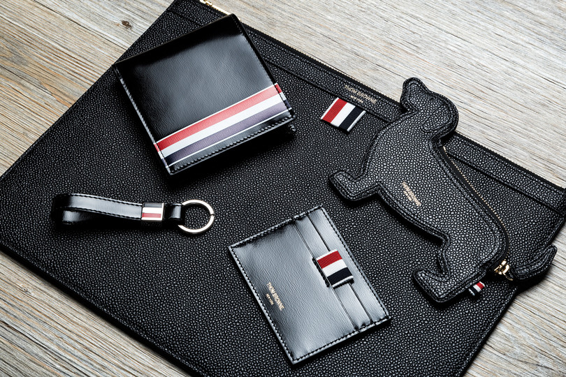 Thom Browne Brings A Little Whimsy to Traditional Men's Accessories