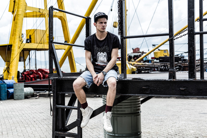 Youth Machine's 2016 Spring/Summer Collection Brings Humor To High Fashion