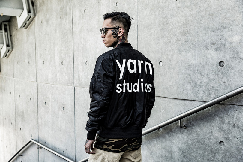 Yarn Studios' Collection One Captures Our Dystopian Times