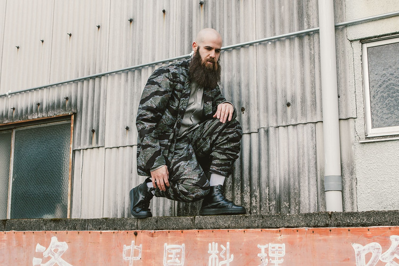 Interview: The Common-Folk's Joseph Azulay Brings New Life To Historical Japanese Fashion