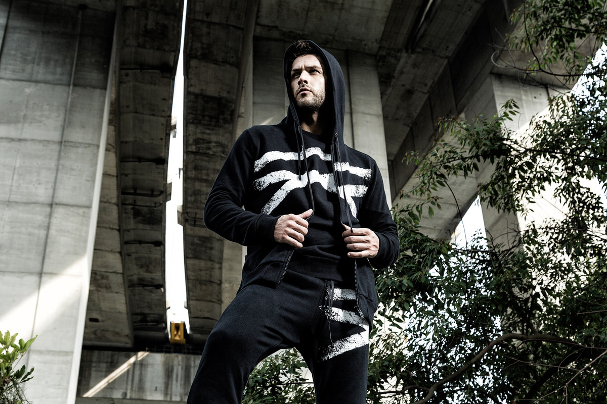 NONAGON's Spring/Summer Collection Mixes Fashion and Music