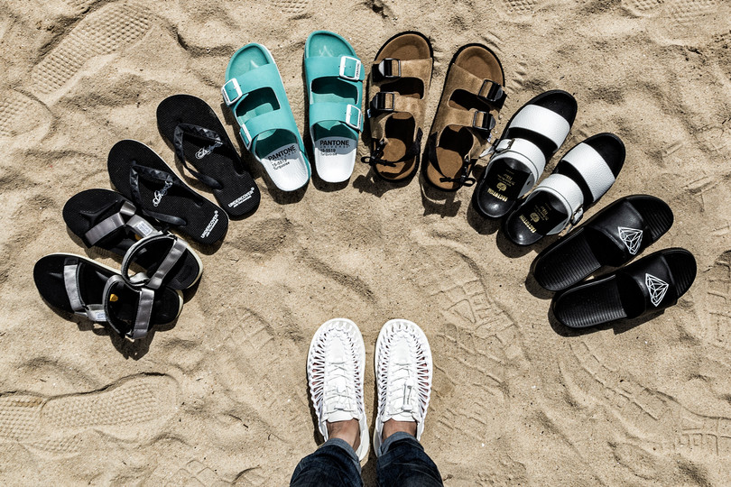 7 Sandals To Put A Spring In Your Step