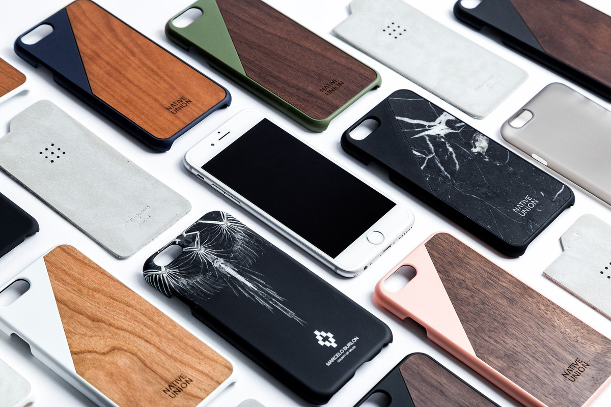 7 Phone Cases to Up Your Tech Game