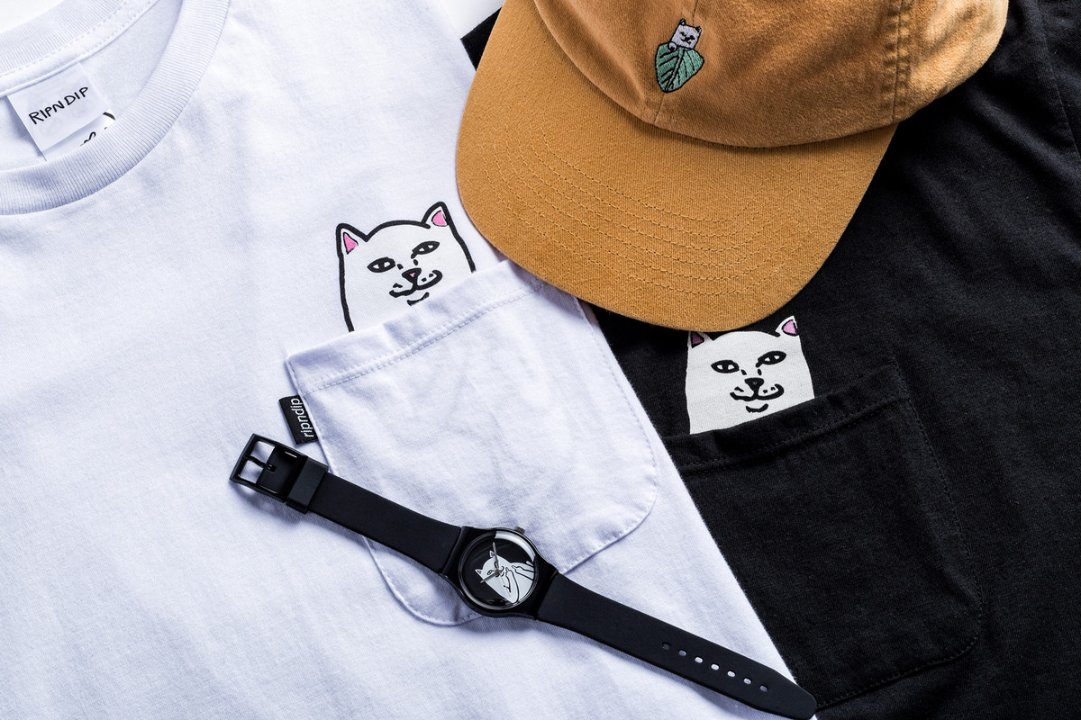 RIPNDIP 2016 Fall/Winter New Arrivals