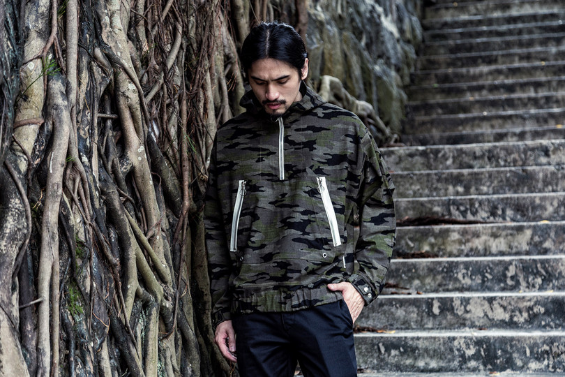 Introducing MR.COMPLETELY 2016 Fall/Winter Collection