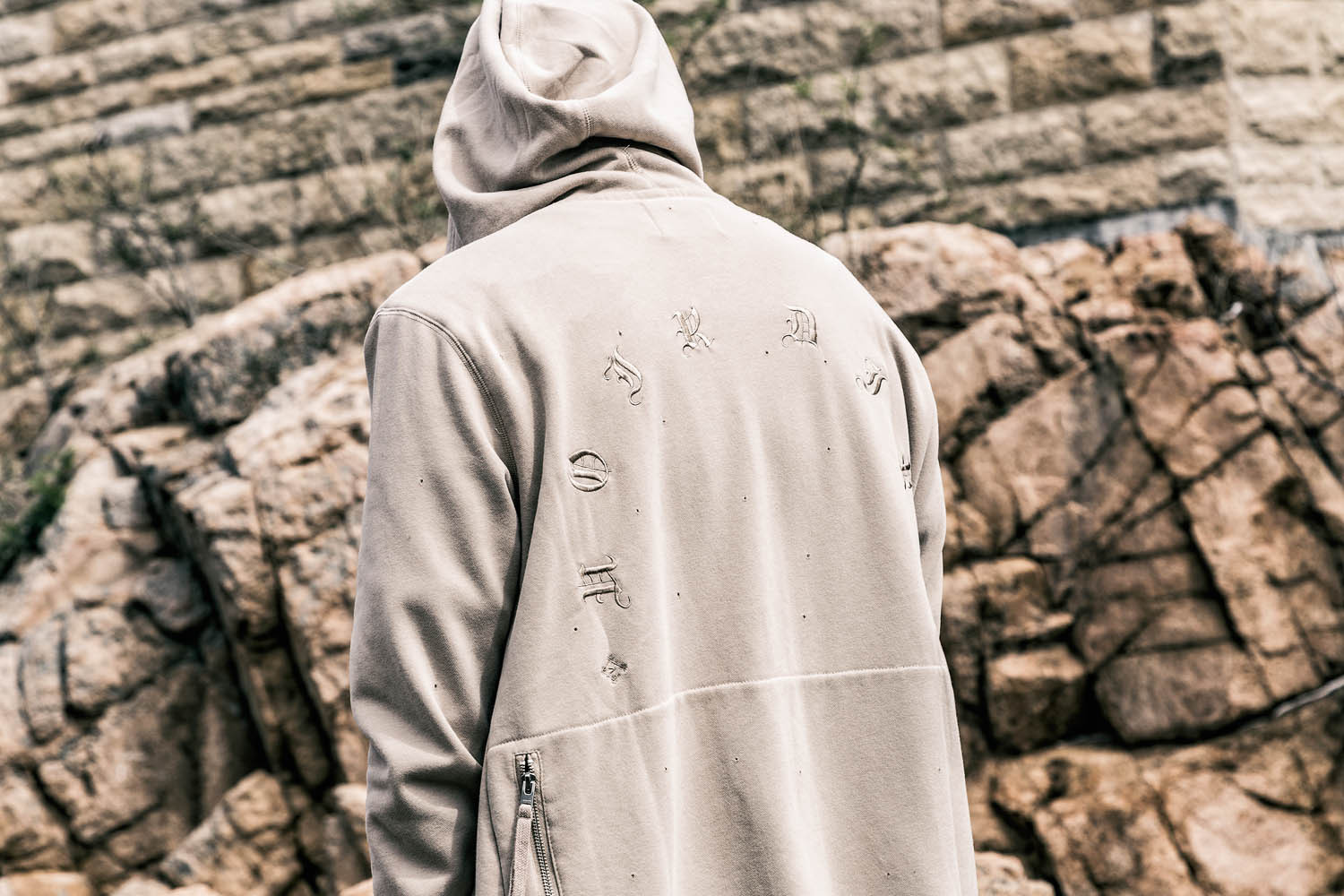 "STAMPD Spring/Summer 2017 ""Against the Grain"" Collection"