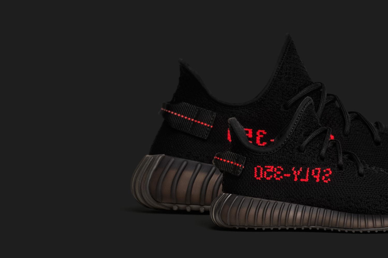 adidas Originals YEEZY Boost 350 V2 Black/Red