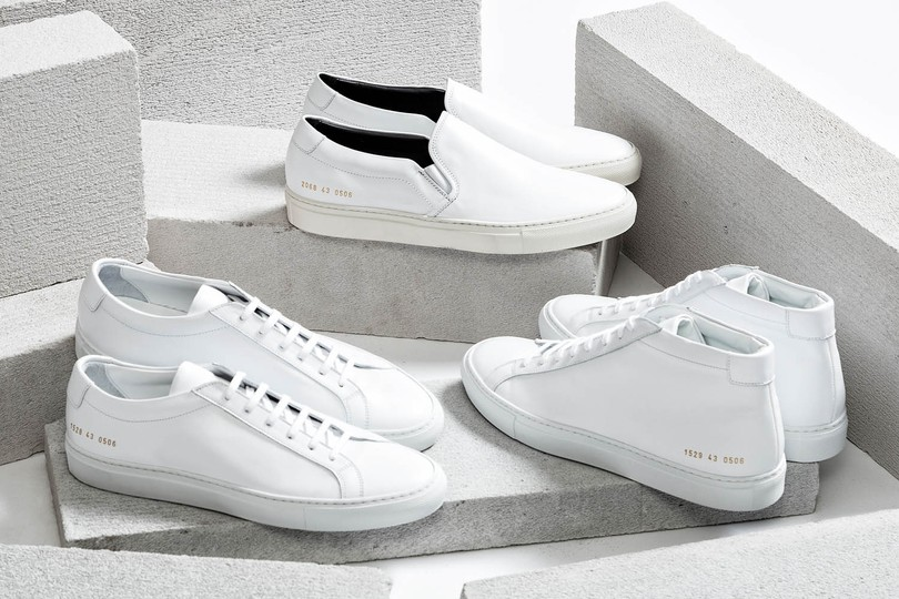 Common Projects 2017 春夏新品