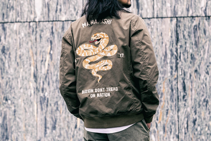 maharishi Spring/Summer 2017 New Arrivals