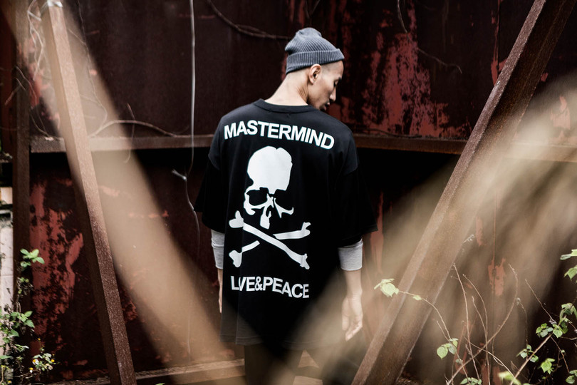 mastermind JAPAN Pre-20th 週年別注系列