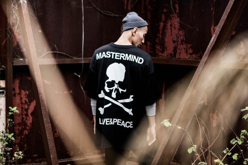 mastermind JAPAN Pre-20th 周年别注系列