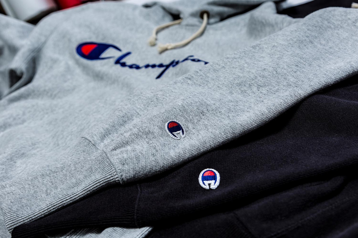 Champion Reverse Weave 2017 Spring/Summer Collection