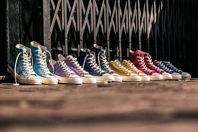 Converse Drops a Second Round of Chuck Taylor All Star '70s