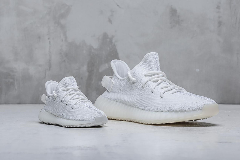 "adidas Originals YEEZY Boost 350 V2 ""Cream White"" Raffle"