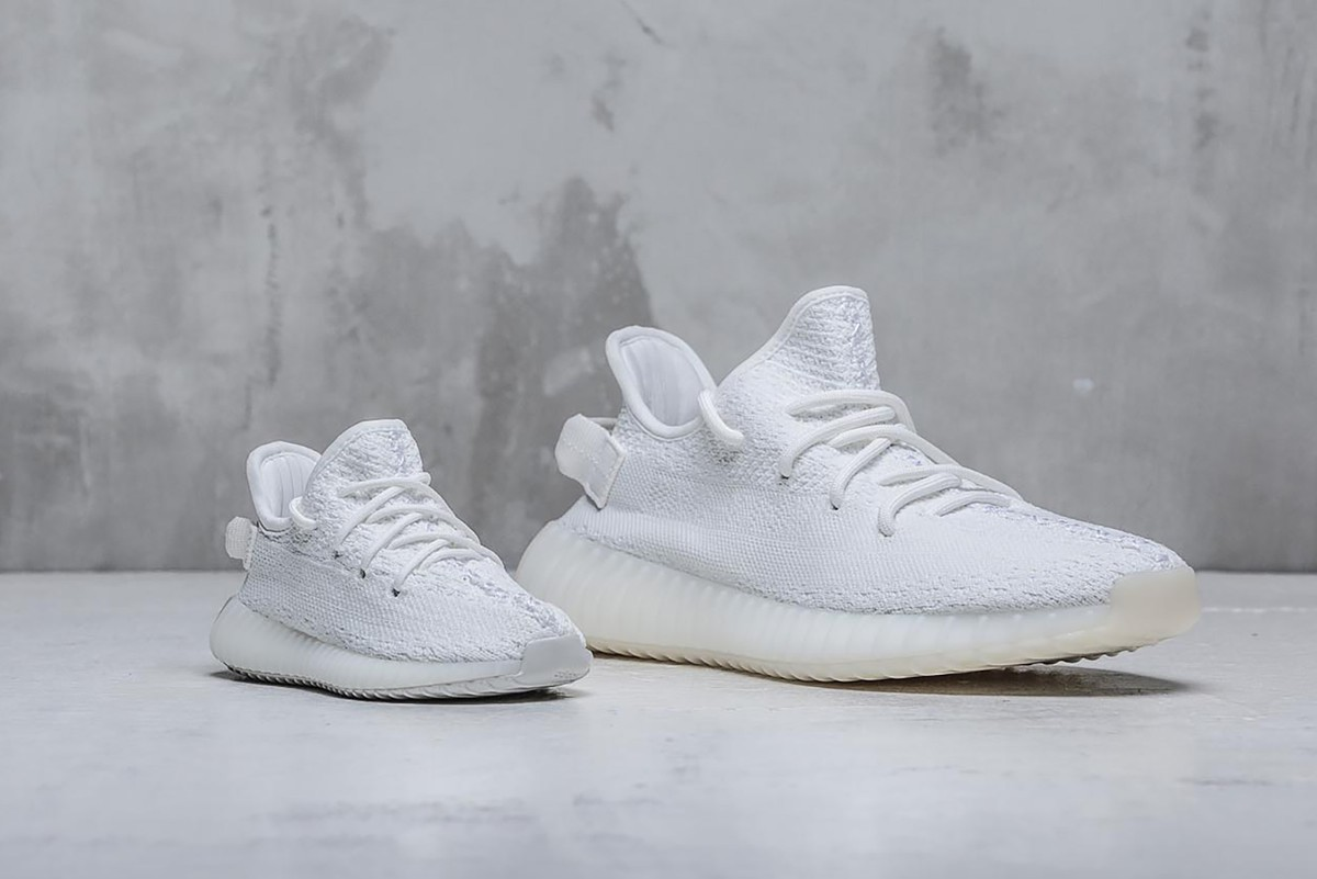 "adidas Originals YEEZY Boost 350 V2 ""Cream White""  抽签活动"