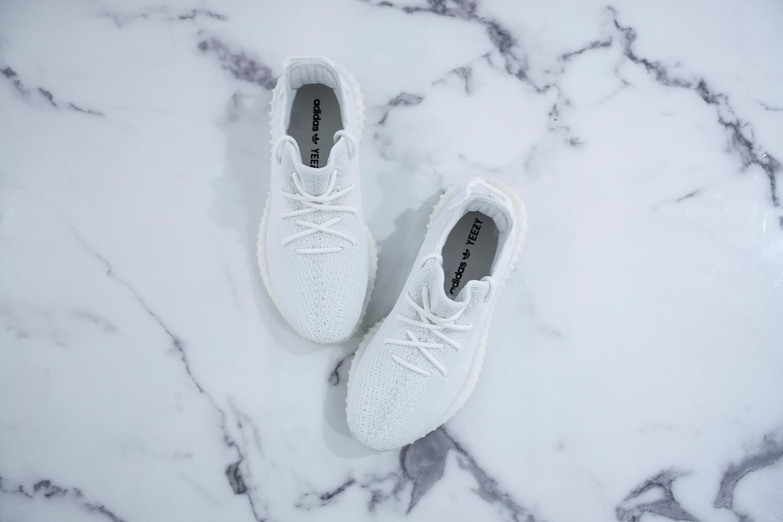 "adidas Originals YEEZY Boost 350 V2 ""Cream White""  抽签活动"