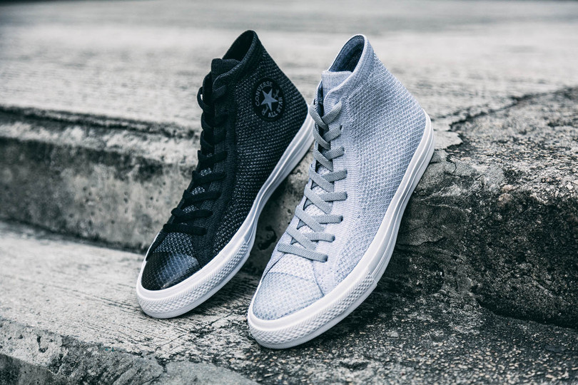 Converse Chuck Taylor All Star x Nike Flyknit now online