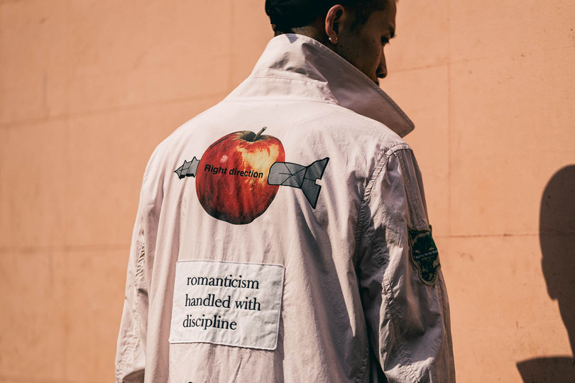 UNDERCOVER 2017 Spring/Summer 'Improvisation Concepts' Collection