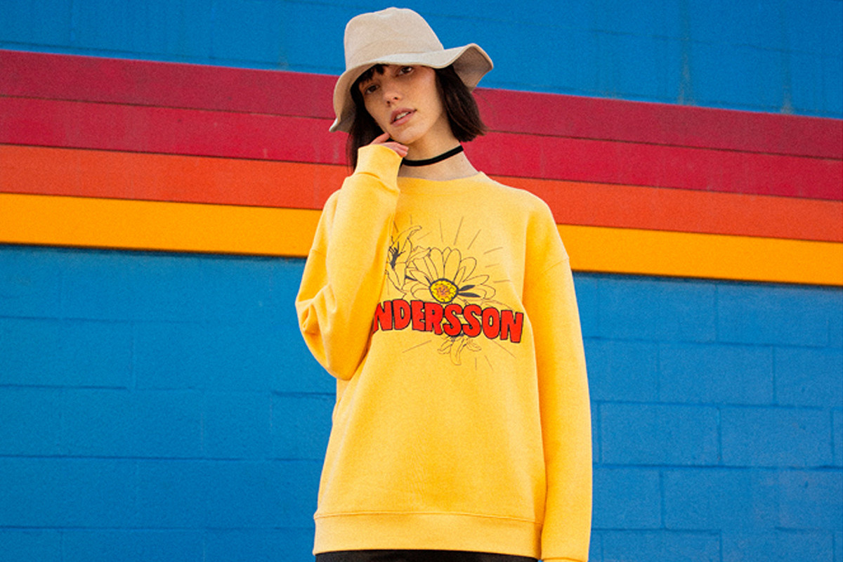 """Andersson Bell 2017 Spring/Summer Collection """"SunKissed"""""""