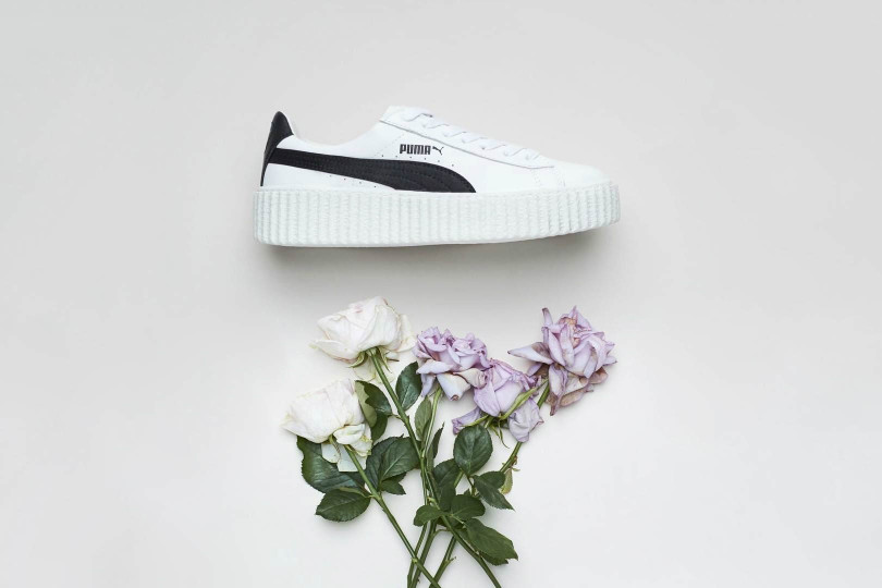 FENTY x Puma Creeper in White Is Coming Soon