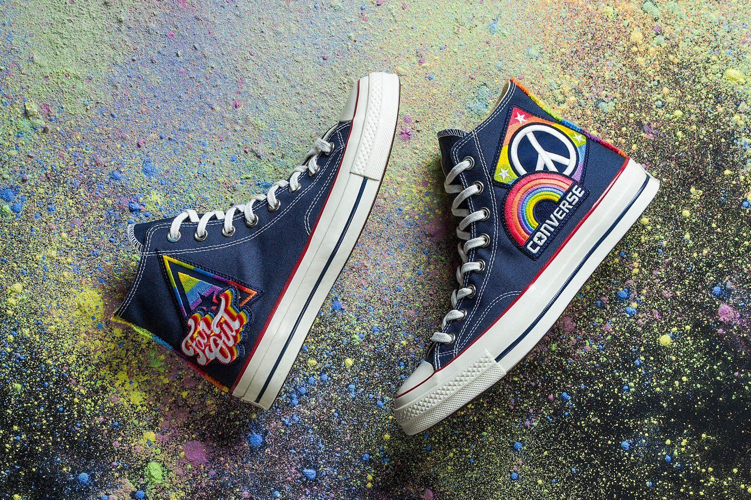 "Converse Chuck Taylor All Star ""Pride"" Collection"
