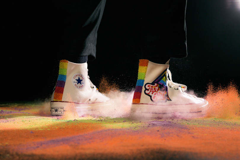 Converse「Pride」系列上架情報