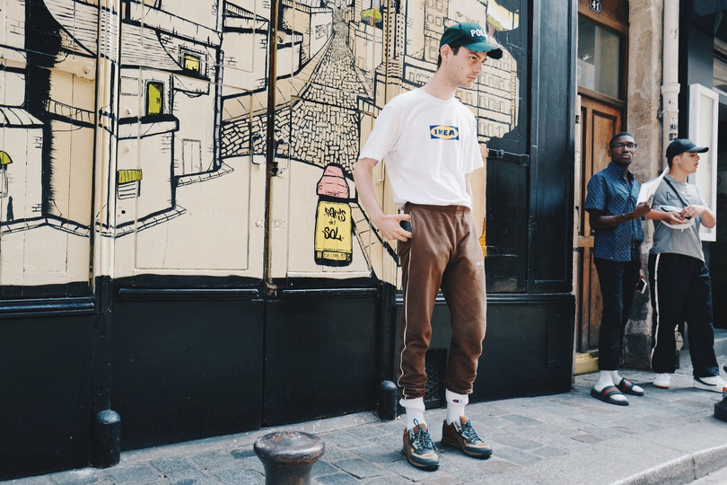 Streetsnaps at Paris Fashion Week: Day 1