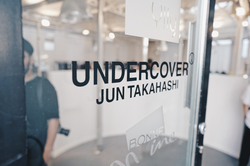 A closer look at the UNDERCOVER Showroom at Paris Fashion Week