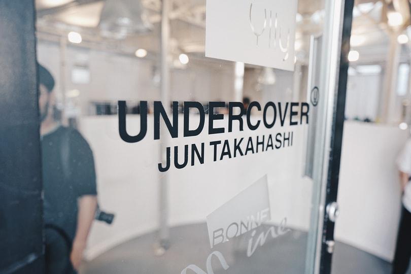 參見 Undercover 展示室 2018 春夏系列