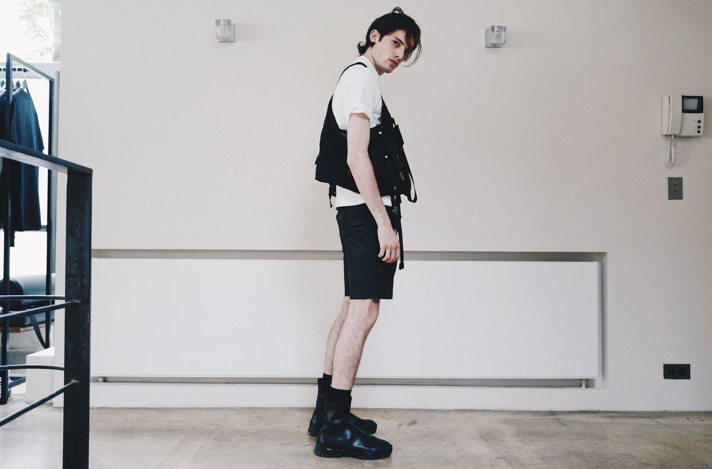 ALYX Showroom at Paris Fashion Week 2017