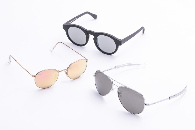 Essential Eyewear: Summer Shades