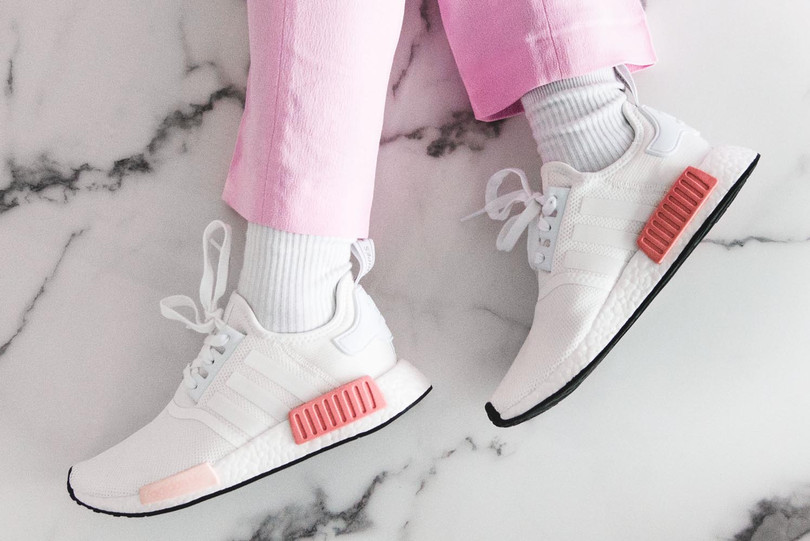 "Coming Soon: adidas Originals NMD_R1 ""White Rose"""