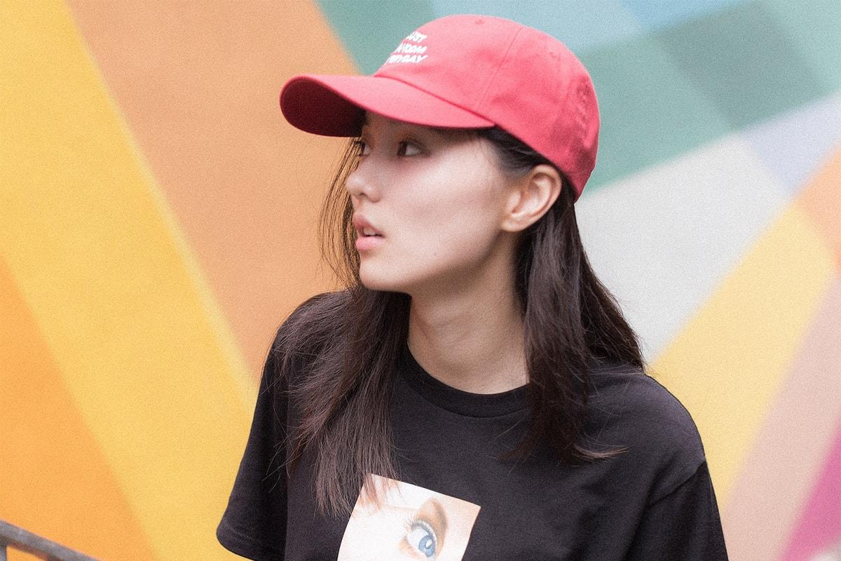 能量飲品代言女生 Sadie Wong 演繹 HBX 春夏新品