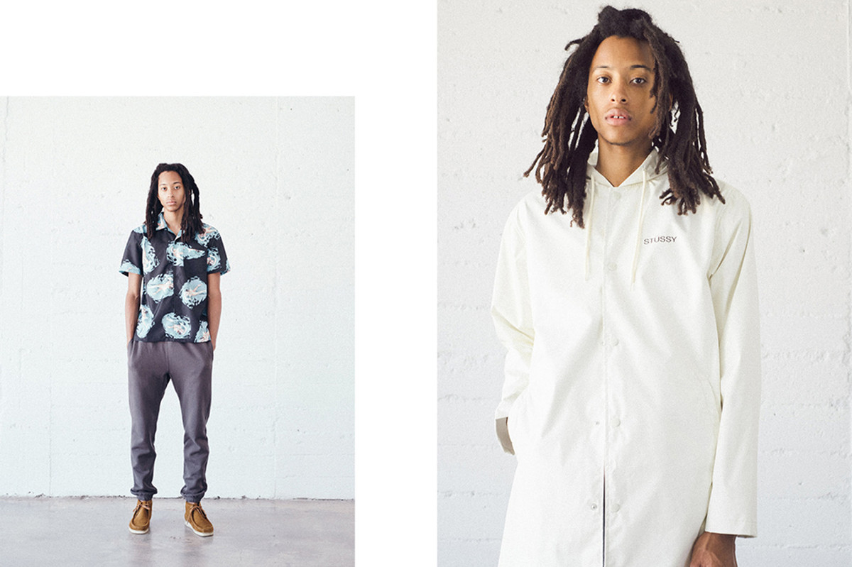 Stussy 2017 Summer Collection