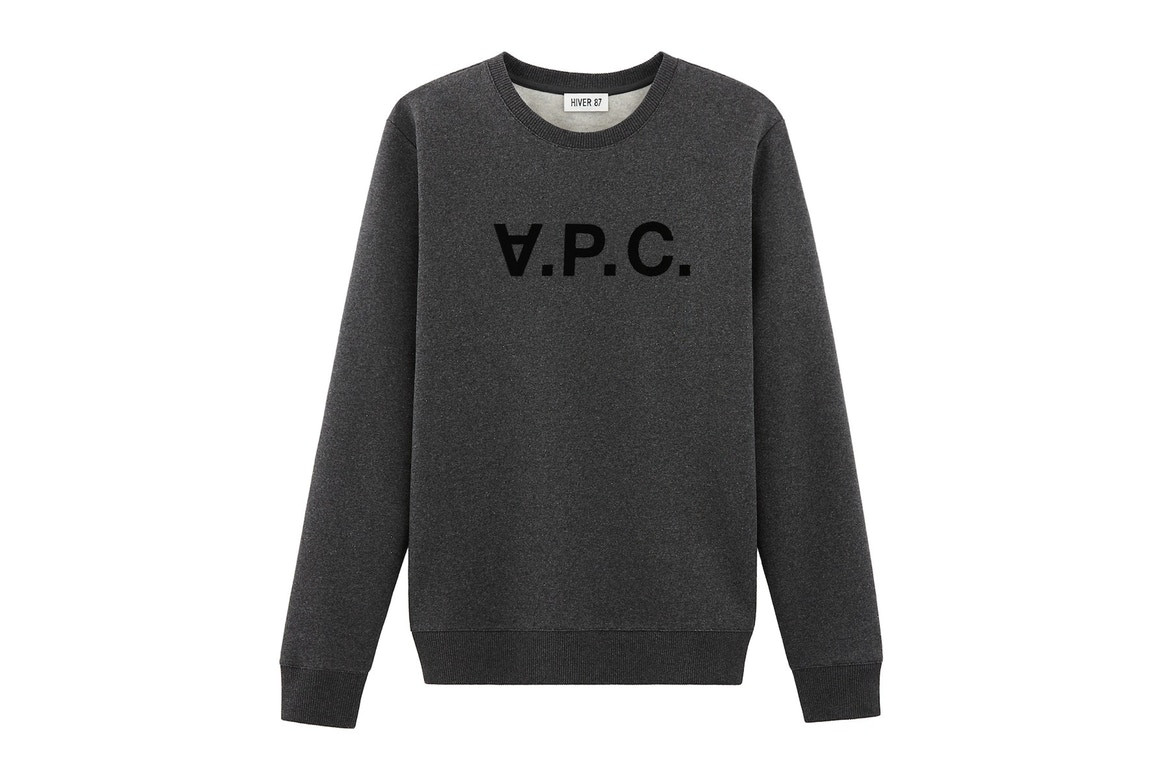 """A.P.C. """"Hiver 87"""" Capsule Collection"""