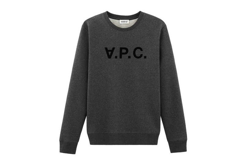 "A.P.C. ""Hiver 87"" Capsule Collection Reissues Essentials from its 30-Year Archive"