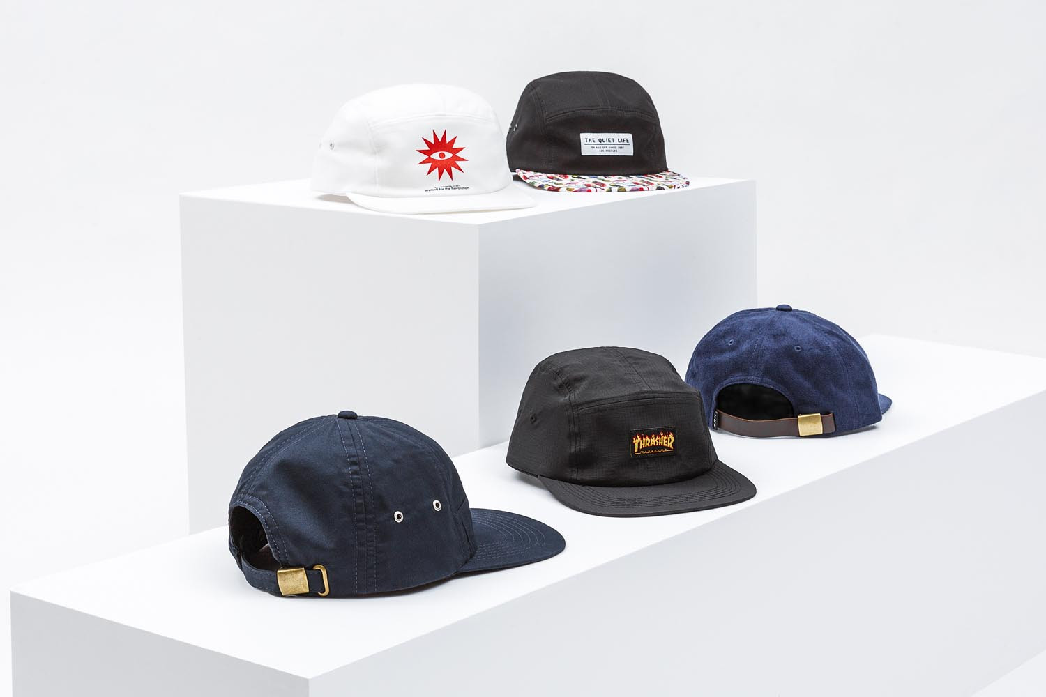Headwear Guide: Fitted Caps