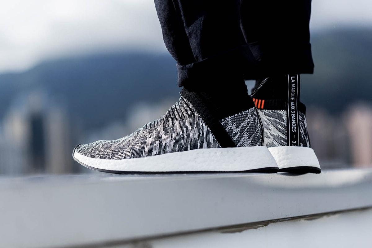 adidas Originals NMD_R2 'Shadow Knit' & NMD_CS2 'Future Harvest' packs