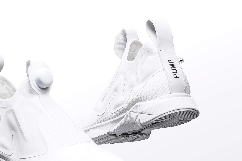 Reebok Pump Supreme 'Triple White'
