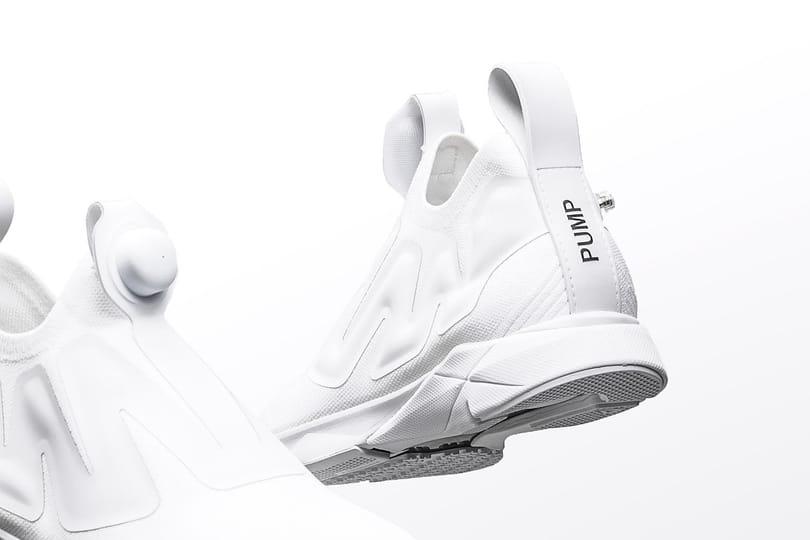 A Closer Look at the Reebok Pump Supreme 'Triple White'