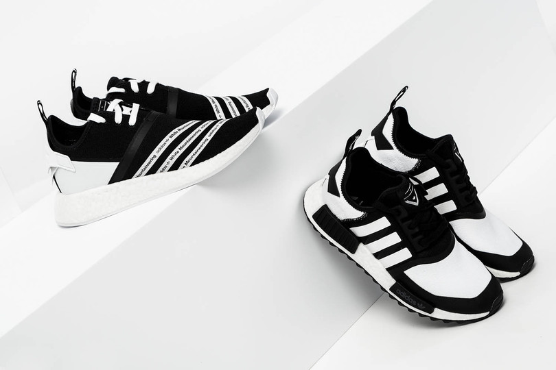 adidas Originals x White Mountaineering NMD_R2 and NMD Trail