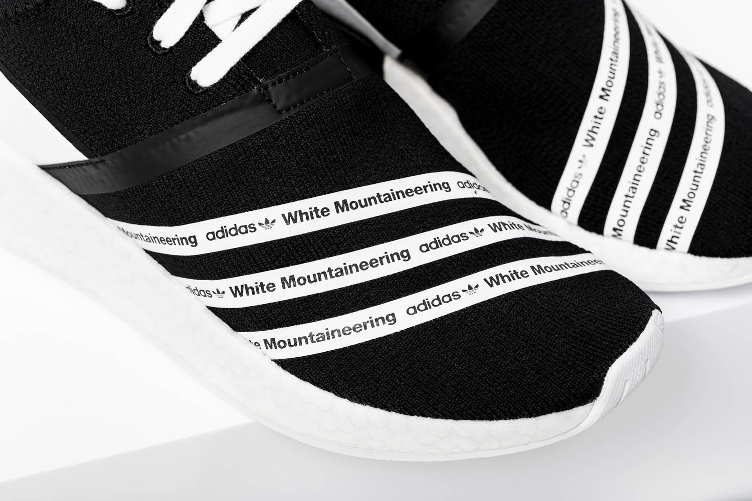 premium selection 137de 5639c adidas Originals x White Mountaineering NMD_R2 and NMD Trail ...