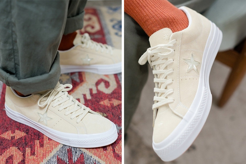 Foot Patrol x Converse One Star