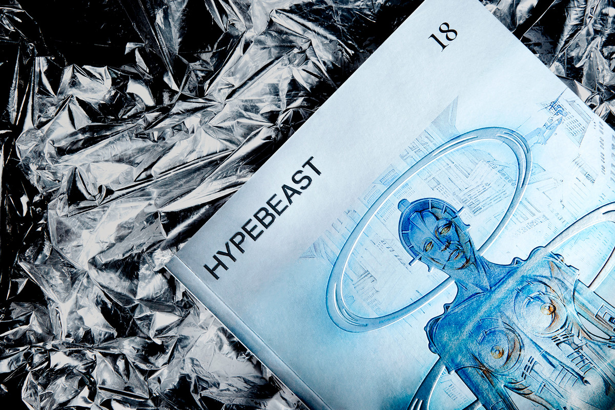 《HYPEBEAST Magazine》第 18 期: The Sensory Issue 正式上架