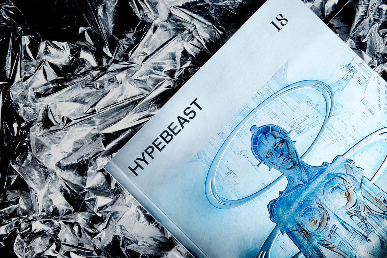HYPEBEAST Magazine Issue 18: The Sensory issue