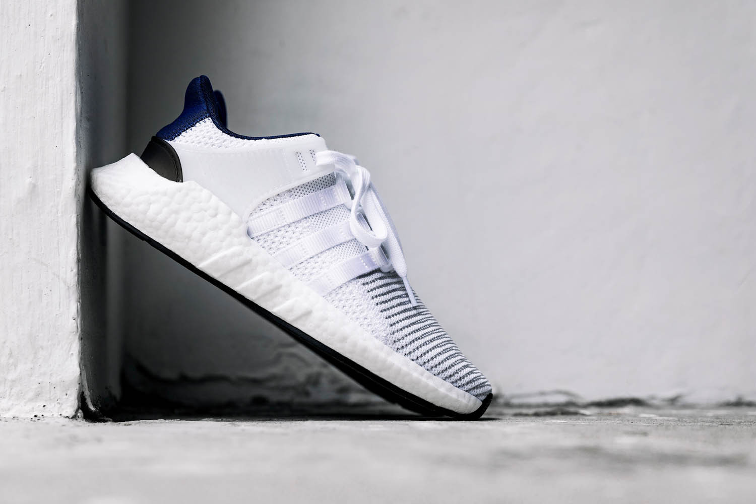 "adidas Originals EQT 93/17 Support ""Royal Blue"""